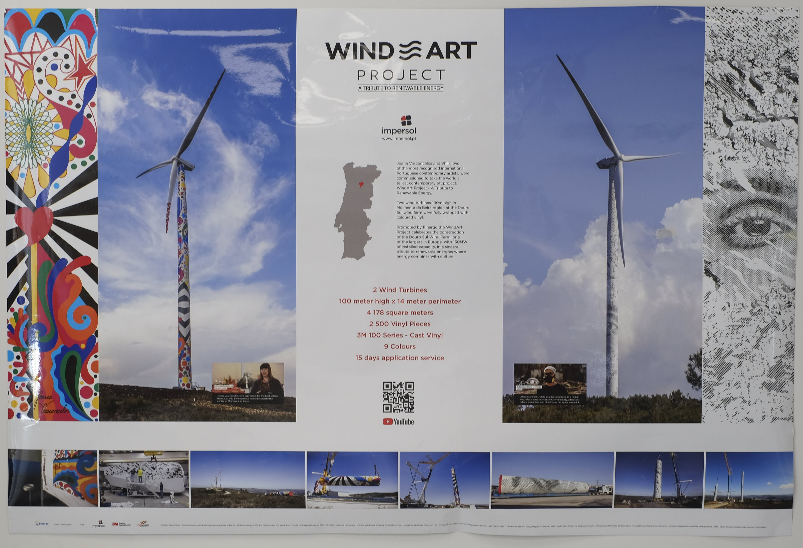 WINDART PROJECT - A TRIBUTE TO RENEWABLE ENERGY