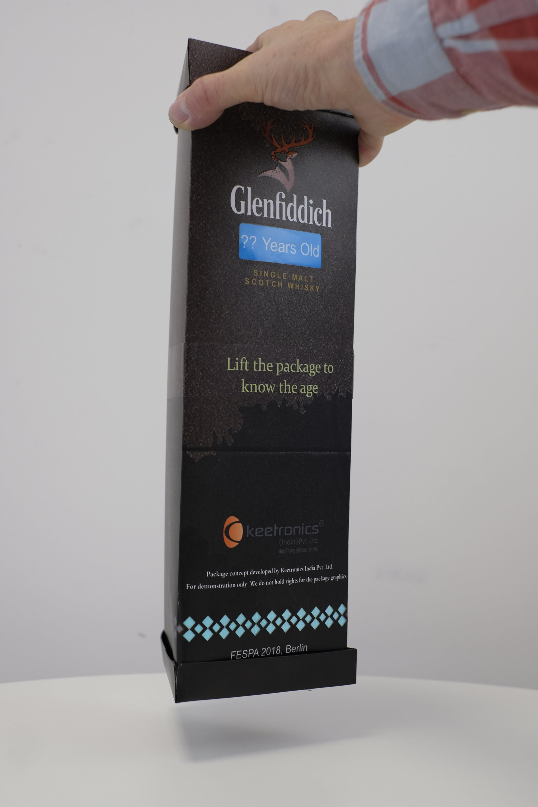 PREMIUM PACKAGE - GLENFIDDICH