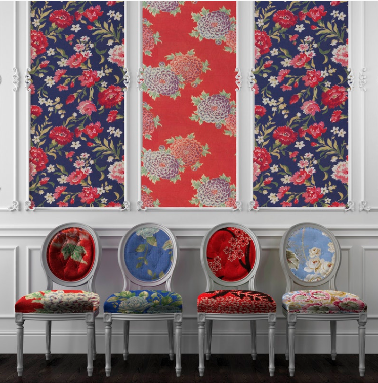 THE ROYAL FLORAL COLLECTION